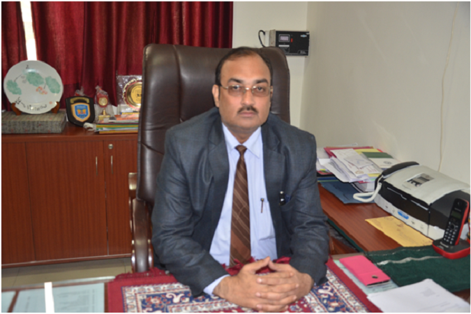 Vice Chancellor, Monad University